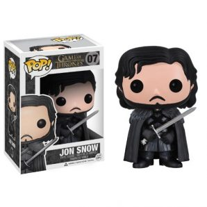 FUNKO Pop TV Game of Thrones Jon Snow Collectible figure Pop TV Game of Thrones action figures collectibles Collectible figure Movie TV series Pop TV Game of Thrones Multi Vinilo Caja 0