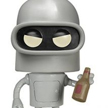 Figura Pop Tv Futurama Bender 0