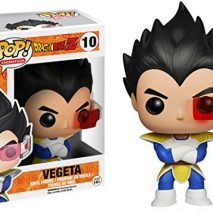 Funko PDF00003861 Bobugt083 Animacin Figurita Dragon Ball Z Bobble Head Pop 10 Vegeta Figura Pop Vegeta 10 cm 0