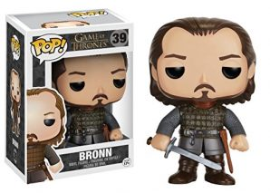 Pop TV Juego de tronos Game of Thrones Bronn Figura de accin 0 0