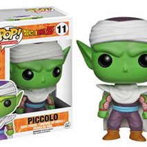 Pop Vinyl FK3993 Figura con cabeza mvil Dragon Ball Z Piccolo FK3993 Figura Funko Pop Piccolo 10 cm 0