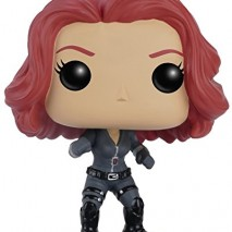 Funko Figurine Captain America Civil War Black Widow Pop 10cm 0849803072308 0