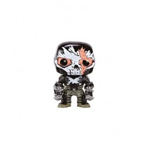 Funko Figurine Marvel Civil War Crossbones Battle Damaged Exclu Pop 10cm 0849803075279 0