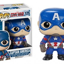 Pop Pelculas Marvel Capitn Amrica Civil War Captain America Figura de accin 0