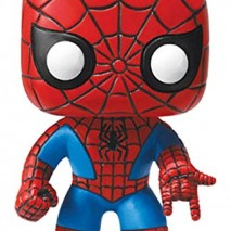 Pop Vinyl Figura con cabeza mvil Spiderman Marvel FK2276 0