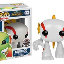 World of Warcraft POP Games Vinyl Figura White Murloc 9 cm 0