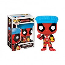 Funko Figurine Marvel Deadpool Shower Cap and Ducky Exclu Pop 10cm 0849803074913 0