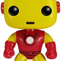 Toy Zany FU2274 Figura Marvel Diamond Distributors FU2274 Figura Marvel Iron Man 10cm 0