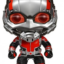 Funko Figurita Marvel Hombre Hormiga Roja Costum Pop 10cm 0849803049638 Fig head ant man 10cm marvel 0