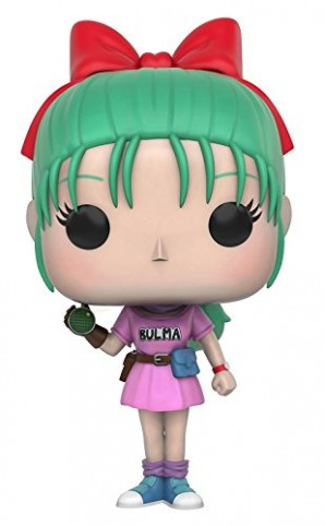 Funko Figurine Dragon Ball Bulma Pop 10cm 0849803074265 0