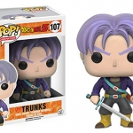 Funko Figurine Dragon Ball Z Trunks Pop 10cm 0849803074258 0 0