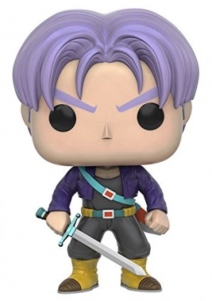 Funko Figurine Dragon Ball Z Trunks Pop 10cm 0849803074258 0