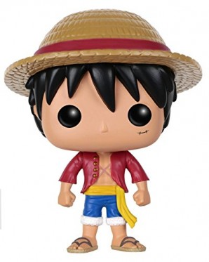 Funko Figurine One Piece Luffy Pop 10cm 0849803053055 0