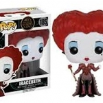 Funko POP Alice Through The Looking Glass Alice Kingsleigh Mad Hatter McTwisp Time Iracebeth Chessur Vinyl Figure Set NEW 0 0