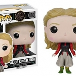 Funko POP Alice Through The Looking Glass Alice Kingsleigh Mad Hatter McTwisp Time Iracebeth Chessur Vinyl Figure Set NEW 0 2