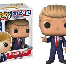 Campaign 2016 POP Games Vinyl Figura Donald Trump 9 cm 0