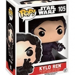 Figura Star Wars Episode VII Pop Vinyl Bobble Head Kylo Ren 0 0