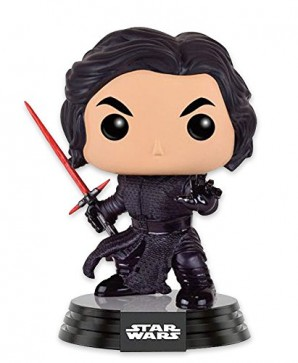 Figura Star Wars Episode VII Pop Vinyl Bobble Head Kylo Ren 0