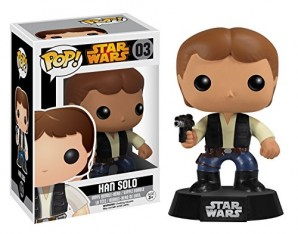 Funko Estatuilla Star Wars Han Solo Pop 10cm 0849803060398 0 0