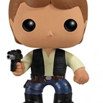 Funko Estatuilla Star Wars Han Solo Pop 10cm 0849803060398 0
