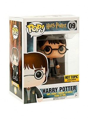 Funko Figurine Harry Potter Harry Potter Gryffondor Exclu Pop 10cm 0849803060152 0 0