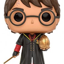 Funko Figurine Harry Potter Harry Potter Triwizard With Egg Exclu Pop 10cm 0889698108652 0