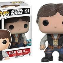 Funko Figurine Star Wars Han Solo Ceremony Exclu Pop 10cm 0849803087180 0