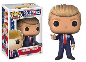 Funko POP Campaign 2016 Road to the White House Donald Trump and hillary Clinton Toy Action Figure 2 Piece BUNDLE by FunKo 0 0