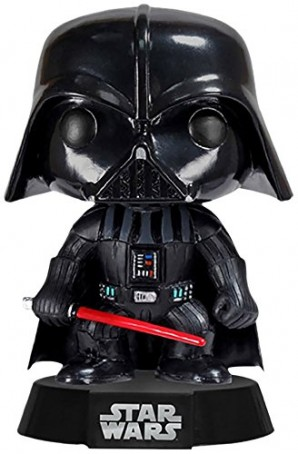 Pop Movies Darth Vader de Star Wars figura de 10 cm Funko FUNVPOP2300 0