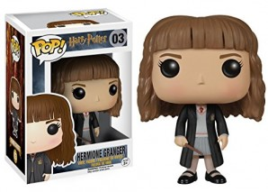 Pop Movies Mueco cabezn Harry Potter Hermione Granger Funko 5860 0 0