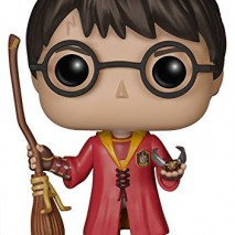 Pop Movies Mueco cabezn Harry Potter Quidditch Funko 5902 0
