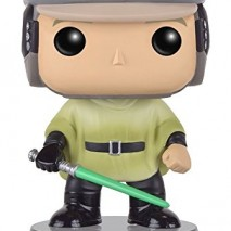 Star Wars Endor Luke Skywalker Bobblehead Funko Pop Vinyl Figura 0