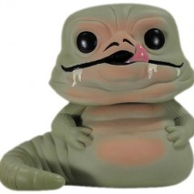 Star Wars PDF00003874 Figura Jabba the Hutt Funko FFK2594 Figura Head Pop Jabba the Huttt 10 cm 0
