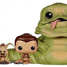 Star Wars Return of the Jedi Exclusive Jabba Slave Leia Salacious B Crumb by POP 0