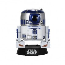 FUNKO Pop Star Wars R2 D2 Collectible figure Pop Star Wars figuras de accin y de coleccin Collectible figure Movie TV series Pop Star Wars Multicolor Vinilo Caja 0