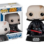 Funko Estatuilla Star Wars Darth Vader Unmasked Pop 10cm 0849803055295 Fig head dvader desnemasc10cmsw 0 0