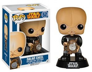 Funko Estatuilla Star Wars banda Cantina Nalan Cheel Pop 10cm 0849803057794 Fig head nalan cheel 10cm star wars 0 0
