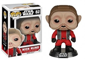 Funko Figurine Star Wars Episode 7 Nien Nunb Pop 10cm 0849803065867 0 0