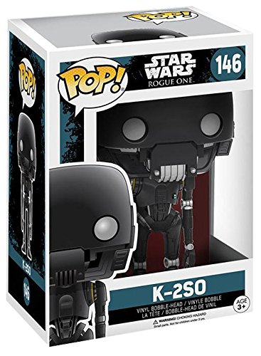 Star-Wars-Rogue-One-K2SO-Figura-Vinilo-Bobble-Head-146-Figura-de-coleccin-0