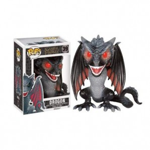 Funko Drogon Game of Thrones Figurilla 15cm 0