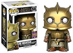Funko Figurine Game of Thrones The Mountain Armoured SDCC 2017 Pop 10cm 0889698122214 0