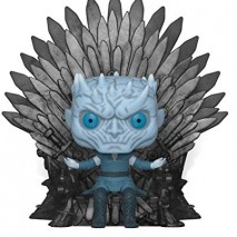 Funko Pop Deluxe Game of S10 Night King Sitting on Throne Figura Coleccionable 37794 0