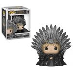 Funko Pop Deluxe Game of Thrones Cersei Lannister on Iron Thron 0 0