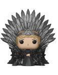 Funko Pop Deluxe Game of Thrones Cersei Lannister on Iron Thron 0