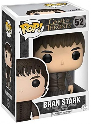 Game Of Thrones Juego de Tronos Figura Vinilo BRAN Stark 52 Funko Pop 0