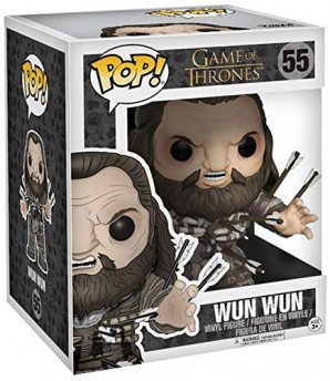 Game of Thrones Wun Wun w Arrows 6 POP Vinyl Figure 0