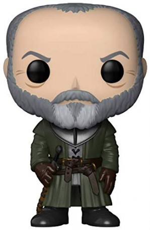 Pop TV Game of Thrones Davos Seaworth Vinyl Figure 0 0